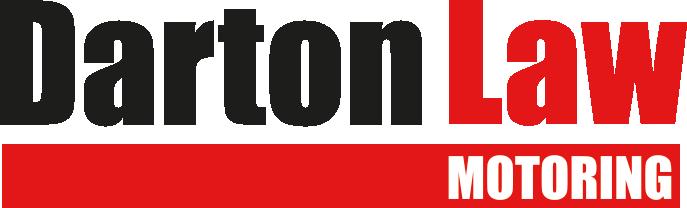 Darton law motoring logo